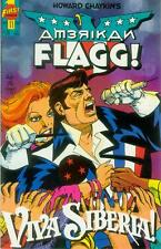 Howard Chaykin 's American Flagg! # 11 (Mike Vosburg) (USA, 1989)