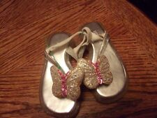 #Toddler Girl Kenneth Cole Sandals Size 6