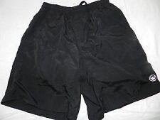 BLACK BIKE CYCLING SHORTS = CANARI = SIZE M = 2 shorts in 1 loose style wwss