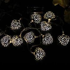 Cœur Guirlande Lumineuse - 10 LED Intérieur Lampe Conte De Fée par PK Green