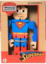 One Wood Warriors DC Series 1 Pose 'Em Fidgety Fun Superman Ages 3 Years & Up
