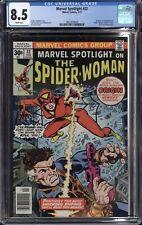 MARVEL SPOTLIGHT #32 (1976) CGC 8.5 VF+  1ST SPIDER-WOMAN APPEARANCE & ORIGIN