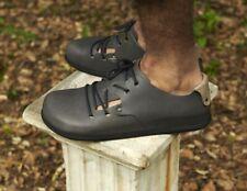 Birkenstock Montana Graphite Leder Größe 37-46 Fußbett normal & schmal