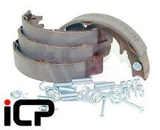 170mm Handbrake Shoes & Fitting Kit Fits: Subaru Impreza Turbo 92-00