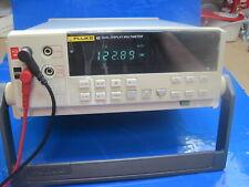 Fluke 45 Digital Multimeter, 5.5 digit V-A-Ohn-Frequency RS232 #2