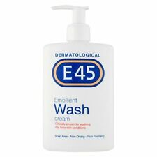 E45 Dermatological Emollient Wash Cream (250ml)