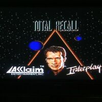 Total Recall (Nintendo Entertainment System, 1990) Tested Cleaned