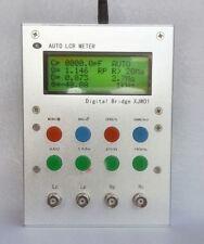 XJW01 Auto LCR Digital Bridge Resistance Capacitance Inductance ESR Meter LED