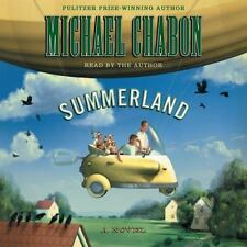 Summerland by Michael Chabon (2002, CD, Unabridged)