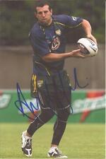 Australia Kangaroos * Anthony Laffranchi Signed 6X4 Action Training Photo+Coa
