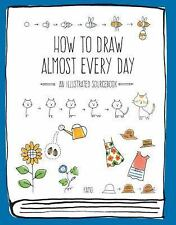 How to Draw Almost Every Day: An Illustrated Sourcebook, Kamo