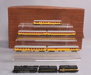 Con-Cor 0001-008510 Chessie Safety Express Ltd. Edition N Gauge Steam Train Set