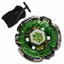 Beyblade Metal Fusion 4D System Set L-Drago Gold BB106+Black wire launcher