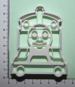 THOMAS THE TANK ENGINE Cookie or fondant  Cutter 3d printed