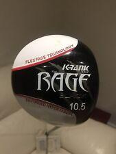 KRANK GOLF RAGE BLACK (Rare Long Drive Golf  Driver) Great Condition.