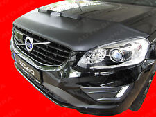CAR HOOD BONNET BRA fit Volvo XC60 2013-2016 NOSE FRONT END MASK TUNING
