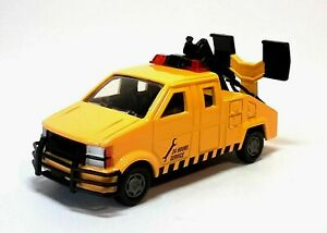 """BREAKDOWN TOW TRUCK - Fit The Box 4.5"""" Scale Die-Cast Model Toy by Motormax  New"""
