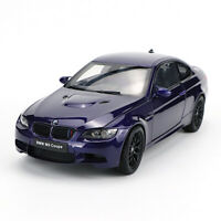 1/18 ORIGINAL KYOSHO BMW M3 COUPE PURPLE RESIN CAR MODEL COLLECTION GIFT
