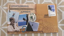 2006 Canada- Mountaineering 1906-2006- Fdc Stamp