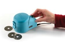TrueSharp TrueCut Rotary Blade Sharpener, Electric Reusable NEW Quilting Sewing