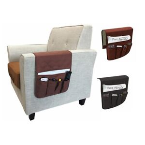 Remote Holder Caddy for Couch Sofa Recliner Chair Organizer 5 Armrest TV B524