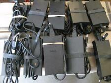 Lot of 10 Original OEM DELL 130W PA-4E AC Adapter Power Cord Chargers #4(Tex)