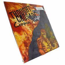 "THOUGHT CRUSADE Common Man 7"" Record Vinyl Punk Hardcore Organized Crime"
