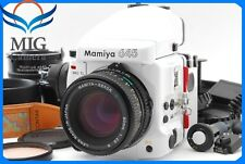 【Rare!! Top MINT】Mamiya 645 Pro TL PEARL WHITE Medium Format SLR Film Camera 215