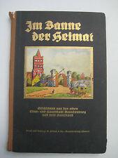 Brandenburg an der Havel Erich Krebs im Banne der Heimat O. Sidow Havelland 1800