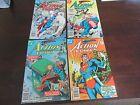 Action Comics #471, 472, 475, 485 (1977/1978, DC) HIGH GRADE