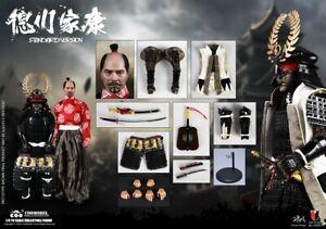 COOMODEL SE085 1/6 Empires Shogun Tokugawa Ieyasu Fiugre Model Toy Standard Ver.