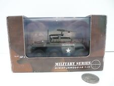 M20 Armored Utility Car 1944 WWII Schuco 1:43 Military Series US Army diecast !