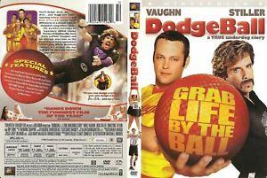 Like New WS DVD Dodgeball - A True Underdog Story Ben Stiller Christine Taylor