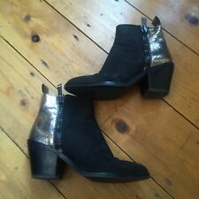 C'N'C Costume National Ankle Boots Uk 2 Eu 35