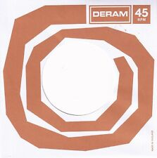 DERAM Company Reproduction Record Sleeves - (pack of 15)