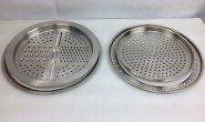 WALKAWAY AIRCORE Steamer Grater System & Adapter Ring for Pot Pan Cookware Lot