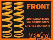 FORD FALCON AU XR6/XR8 T SERIES IRS SEDAN FRONT 30mm RAISED COIL SPRINGS
