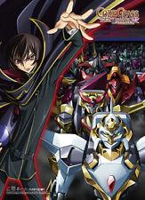 Code Geass Zero and Knightmares Wall Scroll Poster Anime Manga NEW