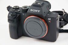 Sony Alpha a7R II 42.4MP Digital Camera Body - Read Description