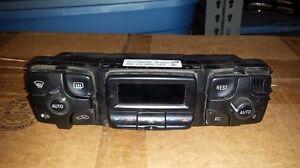 MERCEDES-BENZ W220 S430 S500  AC CLIMATE CONTROL UNIT 2208300185