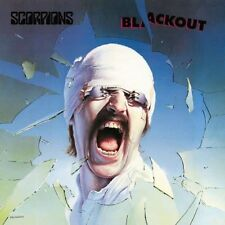 SCORPIONS / BLACKOUT - 50TH ANNIVERSARY DELUXE EDITION * NEW VINYL LP + CD 2015