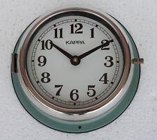 Vintage Original Slave Clocks Nautical Marine Time Ship Kappa Quartz Clock Korea