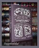 Complete 1st Edition Original Folk Fairy Tales of Brothers Grimm New Hardcover