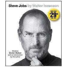 Steve Jobs, Isaacson, Walter