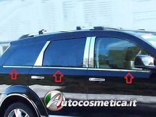 Fensterleisten aus Edelstahl 6-tlg Dodge Journey  Stainless Steel