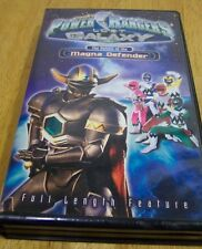 POWER RANGERS THE MOVIE VHS VIDEO | eBayPower Rangers Lost Galaxy Magna Defender Vhs