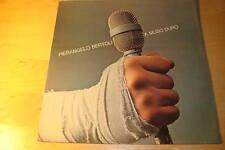 PIERANGELO BERTOLI - A MUSO DURO 1979 LP ITALIA