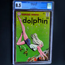 SHOWCASE #79 (DC 1968) 💥 CGC 8.5 OW-W 💥 1ST APPEARANCE OF DOLPHIN! KEY