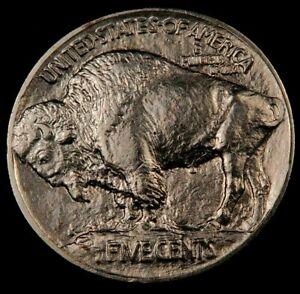 1913 TY1 Buffalo Nickel // Gem BU // 1 Coin.