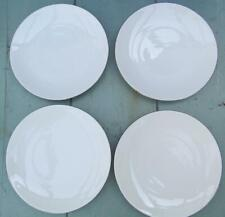 More details for thomas medaillon thin silver band plates 6.75 inch set of 4 £14.99(free post uk)